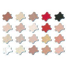 38050bee76b1 Анилиновая кожа (aniline leather) - кожа, окрашенная органическими  красителями с минимальной технологической обработкой.